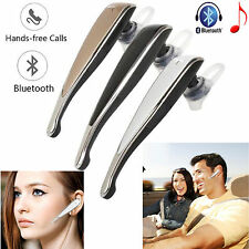Wireless Bluetooth Stereo Headset Headphone For Samsung Galaxy S5 S4 S3 Note 4 3