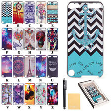 Hot Cute Various Pattern Painting Hard Back Skin Case Cover For Apple Samsung
