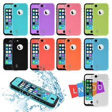 Waterproof/Dirt/Shockproof Snow Proof Durable Case Cover For Apple iPhone 5C USA