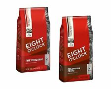 Eight O' Clock Whole Bean Coffee 3 Bags