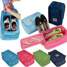 Compact Shoe Travel Accessories Storage Toiletry Bag Slippers Footwear Luggage