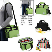 New Hottest Thermal Cooler Waterproof Insulated Portable Tote Picnic Lunch Bags
