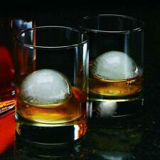 Round Ball Ice Brick Cube Mould Tray Bar Party Whisky Drink Mold Multi-Color New