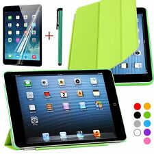 Magnetic Slim PU Leather Smart Stand Cover Case For iPad Mini 1 2 3/ Air 2
