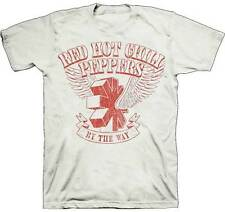 RED HOT CHILI PEPPERS BY THE WAY SLIM FIT VINTAGE ROCK BAND MUSIC TEE T SHIRT