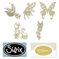Sizzix Thinlits Elegance by Pete Hughes Die Cutting Embossing Stencil BigShot