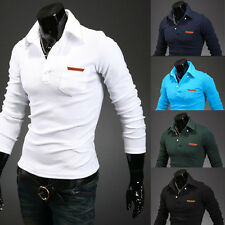 n Men's Casual Slim Fit V-neck Knitted Cardigan Pullover Jumper Sweater Tops 26s