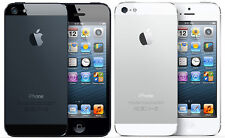 Apple iPhone 5 - 16 32 or 64GB - Black or White Verizon Wireless POOR CONDITION