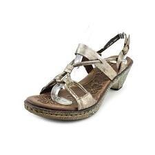 Born Pamati Leather Dress Sandals Shoes