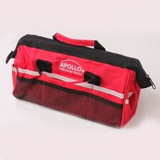 Waterproof Canvas Tote Tools Bag Hardware Electricity Repair Toolkit Saddlebag