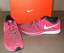 NEW NIKE FLYKNIT TRAINER SHOES NIKE PINK FLYKNIT KANYE 532984-611