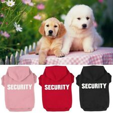 Pet Dog Fleece Coat Sweater Jumpsuit Puppy Cat Hoodie Sweatshirt Clothes Apparel