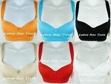 PLAIN FULL COVERAGE BRA UNDERWIRE 32 34 36 38 40 42 44 46 A B C D DD DDD BR9842