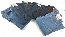 NEW Faded Glory Boys' Bootcut Relaxed & Carpenter Jeans 5 Pocket Husky Reg
