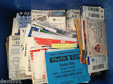 USED Football Match Tickets (2)