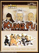 Hey Homies choice of Micro Icon Kung Fu figures sumo choose the one(s)  you want