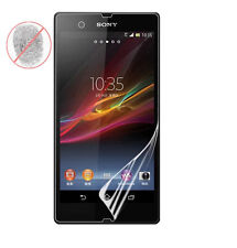 Anti-Glare Matte Front Screen Protector Guard Shield For Sony Xperia Z L36h Lot