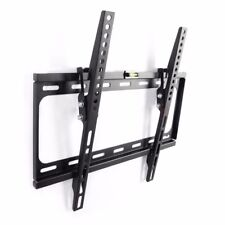 SLIM LCD LED PLASMA FLAT TILT TV WALL MOUNT BRACKET 24 30 32 37 42 45 46 47 50