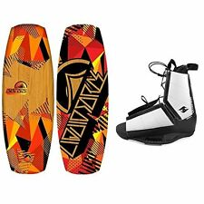Liquid Force Tour Wakeboard Package with 2015 Hyperlite Destroyer Bindings
