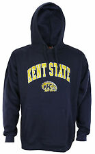 Genuine Stuff NCAA Men's Kent State University Golden Flashes Hoodie - Dark Blue