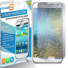 Clear Transparent TRUE Touch LCD Screen Protector Cover for Samsung Galaxy E7