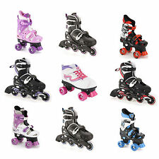 Childrens Osprey Quad Roller Skates Boys & Girls **NEW STOCK**