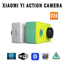 Original Xiaomi yi Cámara Bluetooth 4.0 WiFi 1080P 60FPS FHD 16MP BT Vídeocamara
