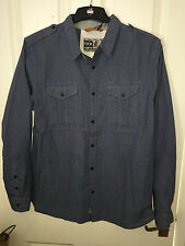 BNWT Mens Ex-Debenhams Casual Shirt - Size M-XL