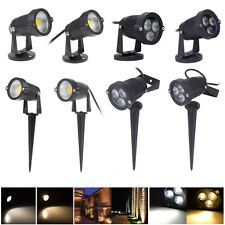 Outdoor IP65 3W 5W 9W LED Landscape Garden Wall Yard Path Pond Flood Spot Light