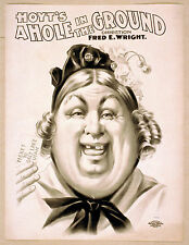 Photo Print Vintage Poster: Stage Theatre Flyer Comedy Musical Miscellaneous 008