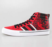 IRON FIST DUANE PETERS CLASHER HI AMERICAN NIGHTMARE RED MEN SNEAKER US SIZES