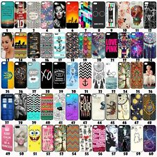 "AU 4.7"" Pattern Hard Skin Plastic Case Cover Back Protector For Apple iPhone 6 5"