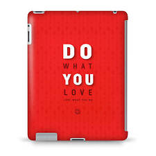 Do What You Love Motivational Quote Tablet Hard Shell Case for Apple Kindle Sams