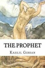 The Prophet by Kahlil Gibran (2014, Paperback)
