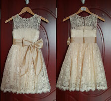 Designer Clothes For Girls Age 10 GIRLS Party Dress Flower Girl