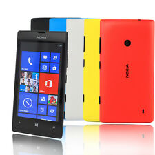 NOKIA LUMIA 520 5.0MP 8GB UNLOCKED – WINDOWS PHONE 8 – BLUETOOTH US Plug New