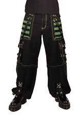 Tripp Nyc Electro Rave Bondage Pants Club Party Goth Skater Punk Rock S-2Xl