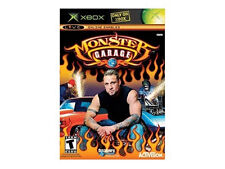 MONSTER GARAGE - XBOX GAME COMPLETE Discovery Channel