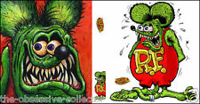 RAT FINK Custom Photo Album & Trading Card 3-Ring Binder