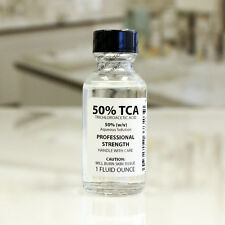 Trichloroacetic Acid Solution TCA 50% Concentrated Chemical Skin Peel