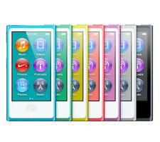 Apple iPod Nano 3rd 4th 5th 6th OR 7th Generation 4GB 8GB 16GB Various Colors