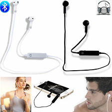 Wireless Bluetooth Sport Stereo Headset Earphone For Galaxy S5 Apple iPhone 6 5S