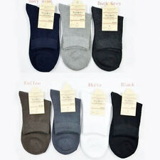 12Pair Mens Cotton Socks Low Cut Ankle Socks Crew Sock One Size Socks New
