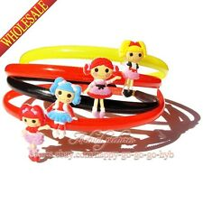 4pcs Lalaloopsy Doll Kids Girls Baby Headbands/Hairbands Accessories,Party Gift