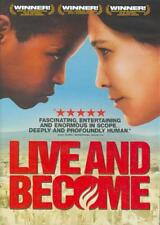 LIVE AND BECOME NEW DVD