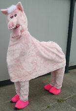 HIRE a PINK  Pantomime HORSE Costume