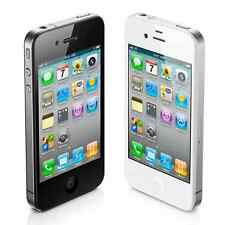 "Apple iPhone 4S 8GB ""Factory Unlocked"" 8.0 MP Camera Black and White Smartphone"