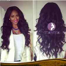 "Charming Mia Curl 10""-22"" Full /Front Lace Wig with baby hair and bleached knots"
