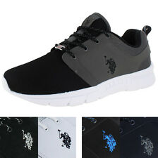 U.S. Polo Assn Clinch 3 Men's Lightweight Running Sneakers