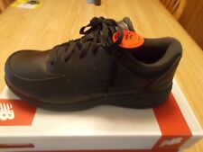 NEW BALANCE MW 813 MEN'S WALKING SHOES 6E EXTRA WIDE BLACK MULTIPLE SIZES NEW